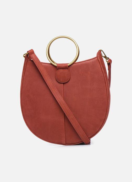Handtaschen Nat & Nin BROOKE rot ansicht von vorne
