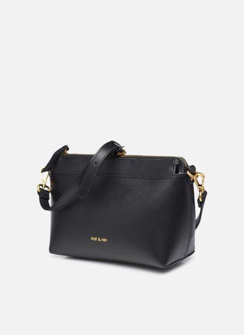 Handtaschen Nat & Nin CHARLIE schwarz schuhe getragen