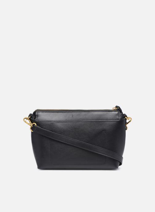 Handtaschen Nat & Nin CHARLIE schwarz ansicht von vorne