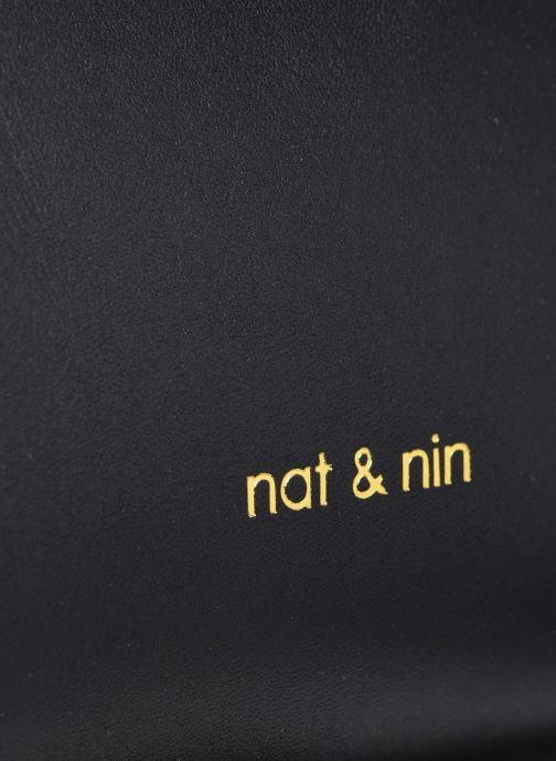 Handtaschen Nat & Nin CHARLIE schwarz ansicht von links