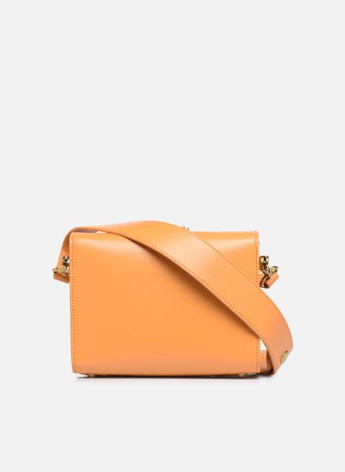 Handtaschen Nat & Nin DAISY orange ansicht von vorne