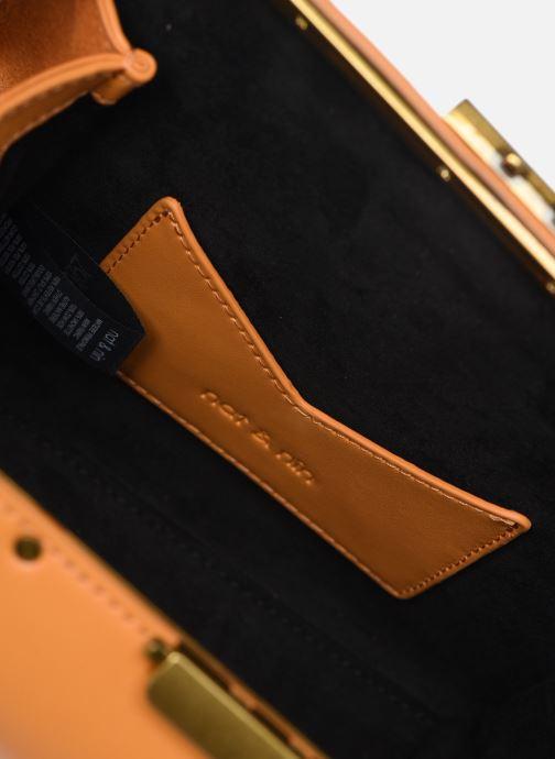 Handtaschen Nat & Nin DAISY orange ansicht von hinten