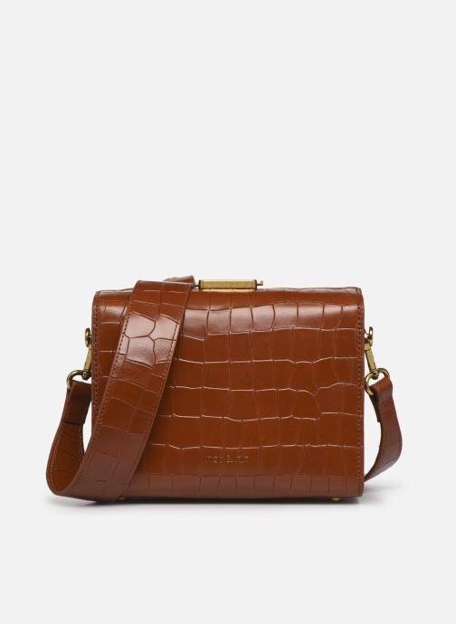 Handtaschen Nat & Nin DAISY braun detaillierte ansicht/modell