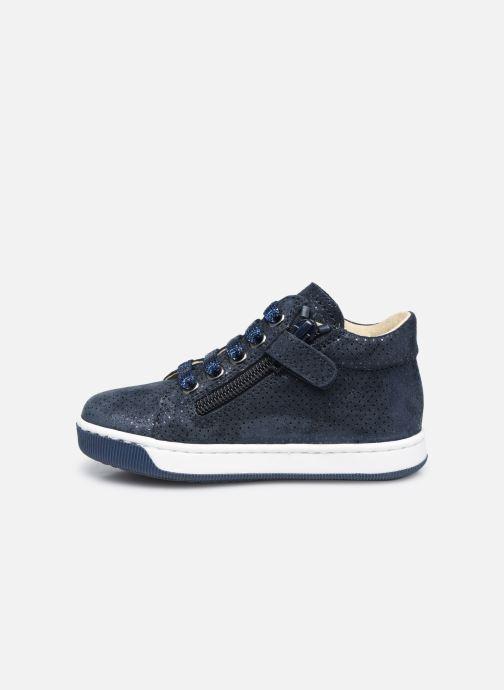 Stiefeletten & Boots Naturino Jay Zip blau ansicht von vorne