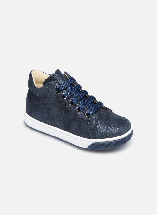 Stiefeletten & Boots Naturino Jay Zip blau detaillierte ansicht/modell