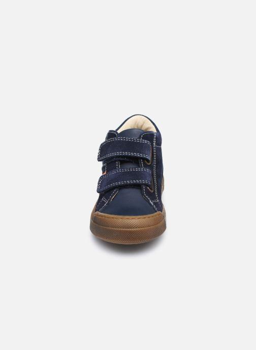Bottines et boots Naturino Gazer VL Bleu vue portées chaussures