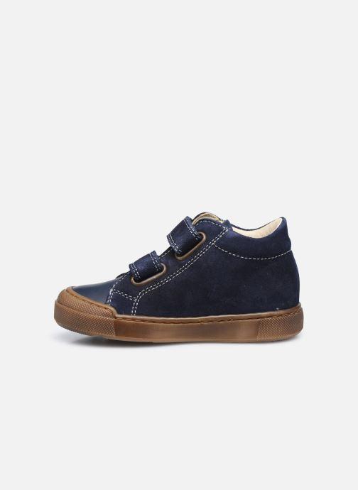 Bottines et boots Naturino Gazer VL Bleu vue face