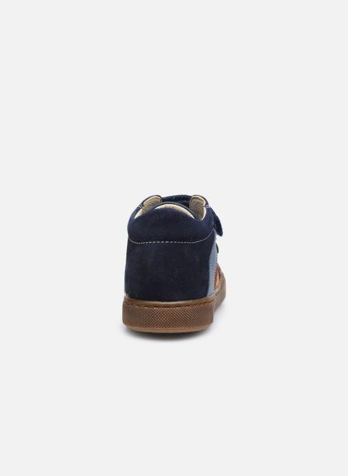 Bottines et boots Naturino Gazer VL Bleu vue droite