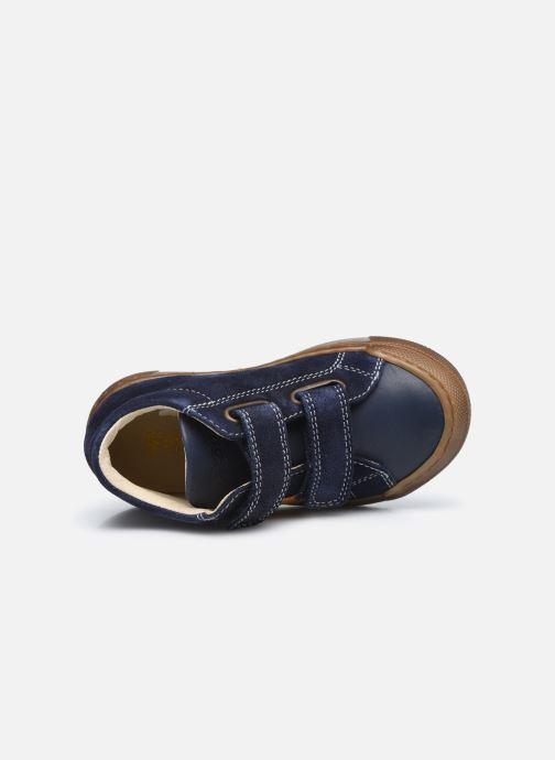 Bottines et boots Naturino Gazer VL Bleu vue gauche