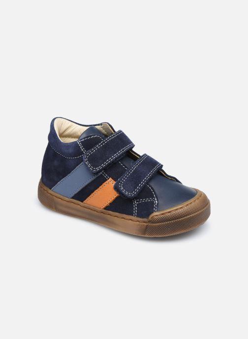 Bottines et boots Naturino Gazer VL Bleu vue détail/paire