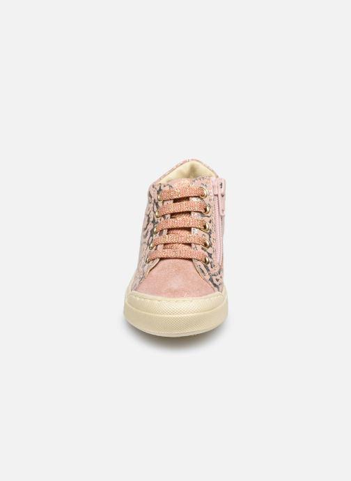 Sneakers Naturino Snopes Zip Roze model