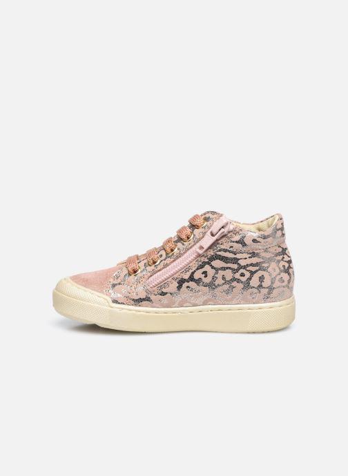 Sneakers Naturino Snopes Zip Roze voorkant