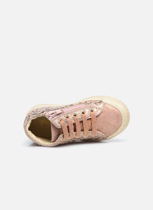 Sneakers Naturino Snopes Zip Roze links