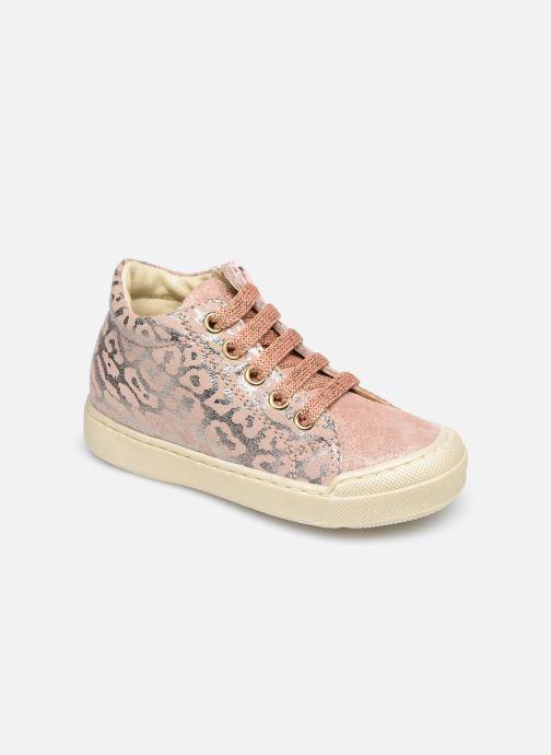 Sneakers Naturino Snopes Zip Roze detail