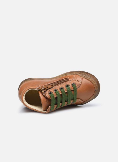 Bottines et boots Naturino Alstro Marron vue gauche