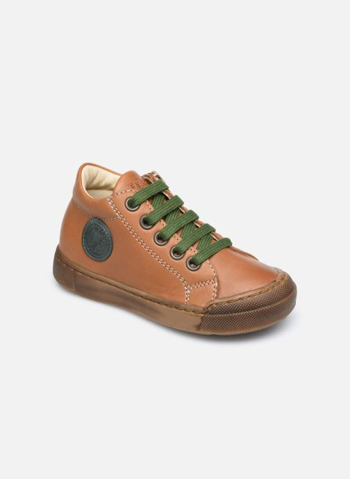 Bottines et boots Naturino Alstro Marron vue détail/paire