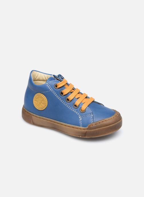 Stiefeletten & Boots Naturino Alstro Zip blau detaillierte ansicht/modell