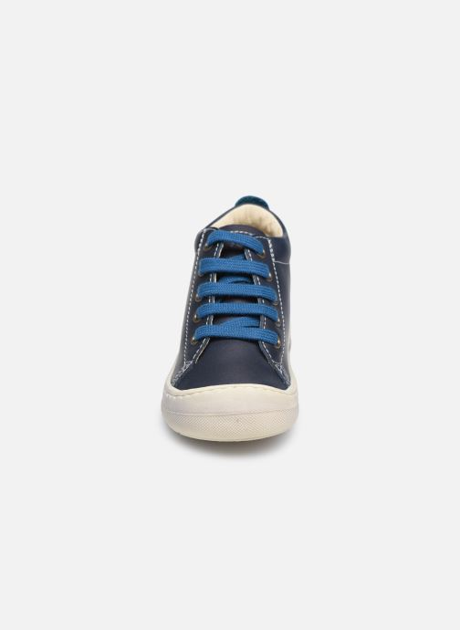 Bottines et boots Naturino Punky Bleu vue portées chaussures