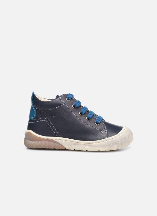 Bottines et boots Naturino Punky Bleu vue derrière