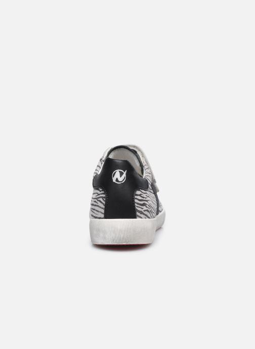 Sneakers Naturino Annie VL Nero immagine destra
