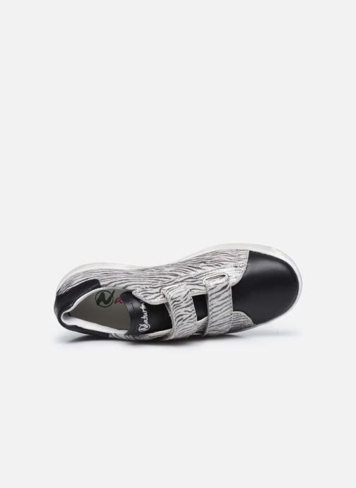 Sneakers Naturino Annie VL Nero immagine sinistra