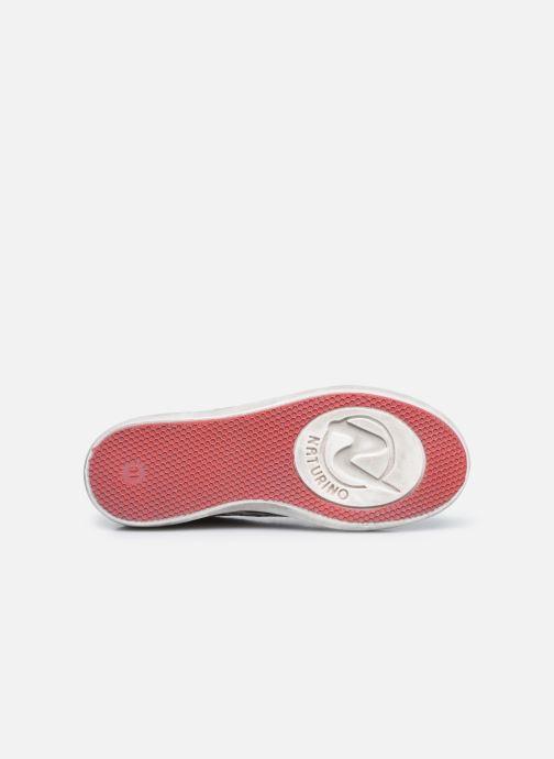 Sneakers Naturino Annie VL Nero immagine dall'alto