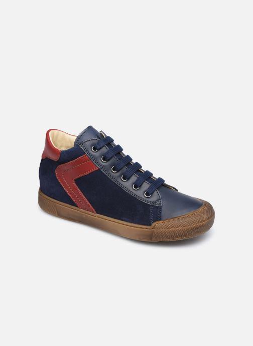 Sneaker Naturino Heist Zip blau detaillierte ansicht/modell