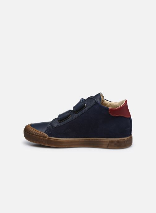 Sneakers Naturino Heist VL Blauw voorkant