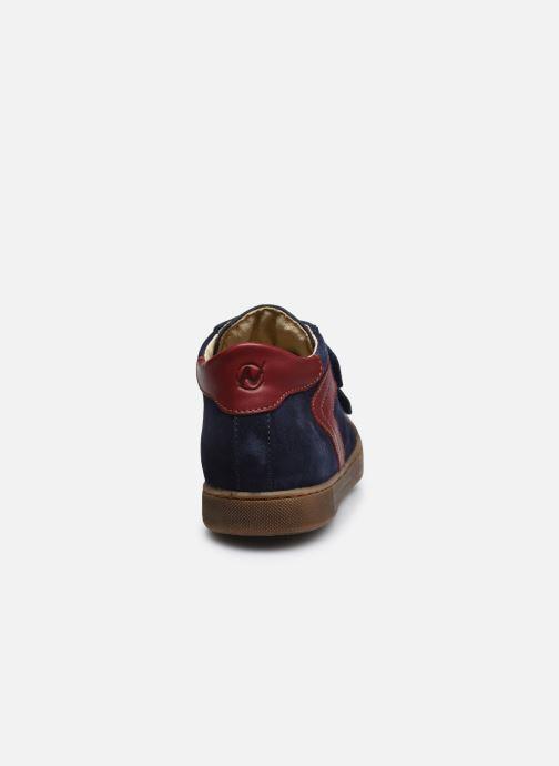 Sneakers Naturino Heist VL Azzurro immagine destra