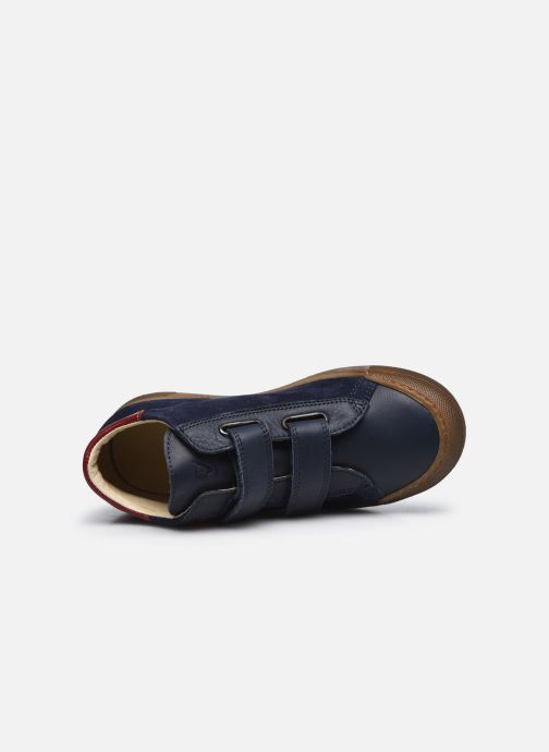 Sneakers Naturino Heist VL Azzurro immagine sinistra
