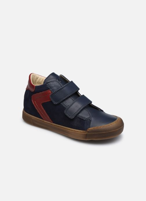 Sneakers Naturino Heist VL Blauw detail