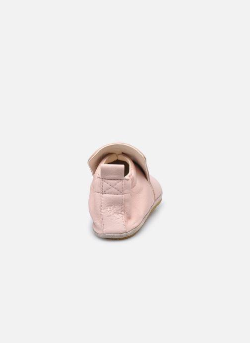 Pantofole Naturino Plumard Piuma Rosa immagine destra