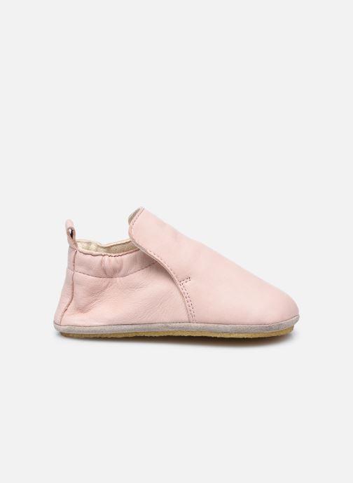 Pantofole Naturino Plumard Piuma Rosa immagine posteriore