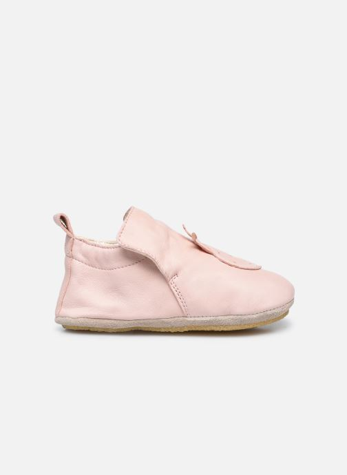 Pantofole Naturino Dlon Piuma Rosa immagine posteriore