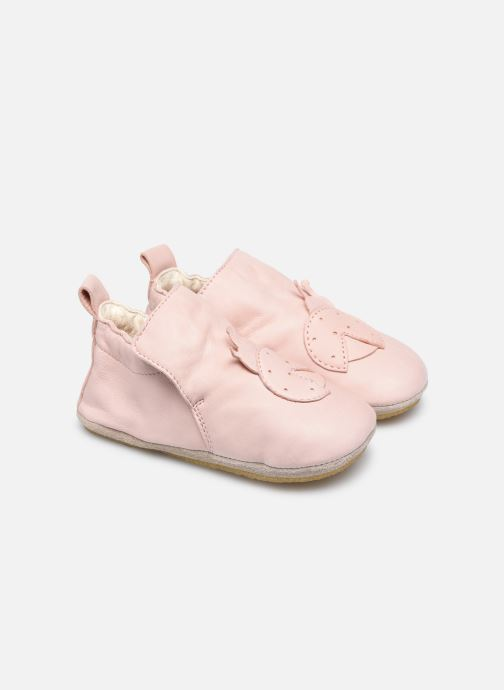 Pantofole Naturino Dlon Piuma Rosa vedi dettaglio/paio