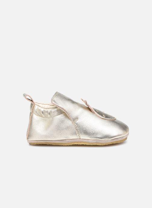 Pantofole Naturino Dlon Piuma Oro e bronzo immagine posteriore