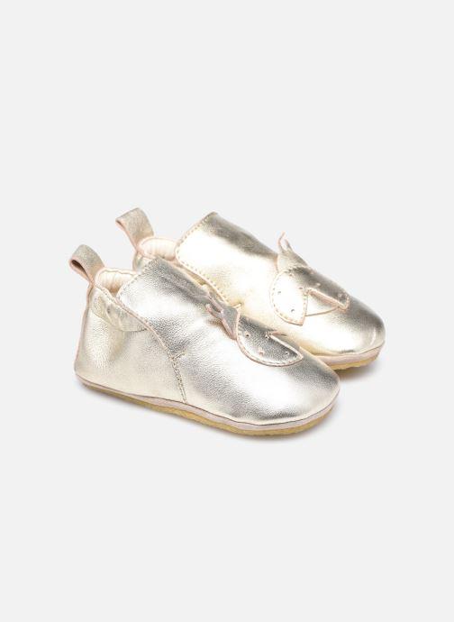 Pantofole Naturino Dlon Piuma Oro e bronzo vedi dettaglio/paio