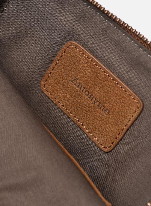 Herrentaschen Antonyme by Nat & Nin STUART Sacoche braun ansicht von hinten