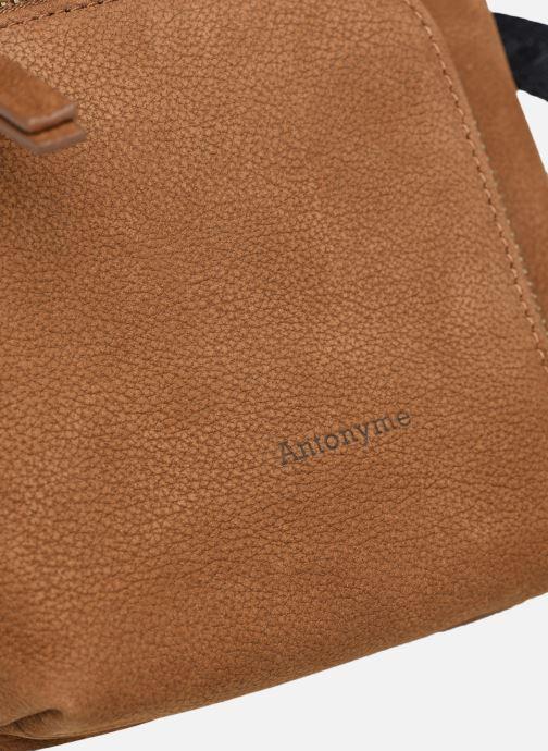 Herrentaschen Antonyme by Nat & Nin STUART Sacoche braun ansicht von links