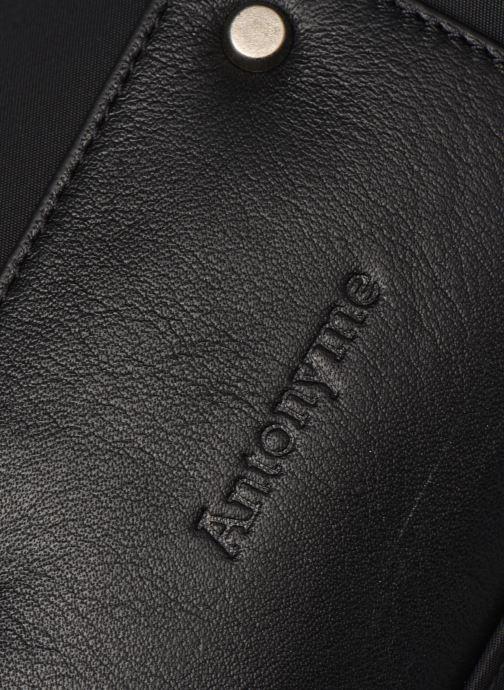 Porta PC Antonyme by Nat & Nin MELVIN Briefcase Nero immagine sinistra