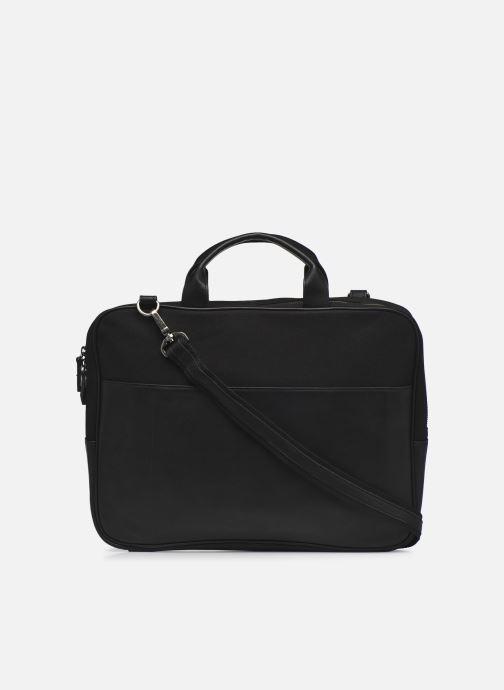Laptoptaschen Antonyme by Nat & Nin EMILE Briefcase Toile schwarz ansicht von vorne