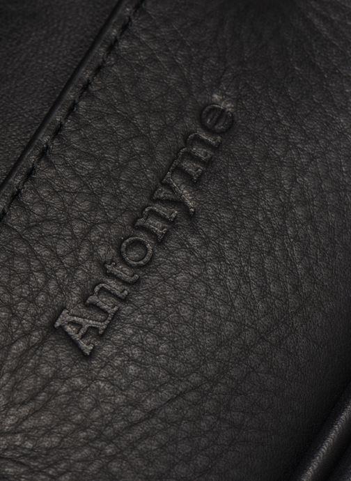Laptoptaschen Antonyme by Nat & Nin EMILE Briefcase Toile schwarz ansicht von links
