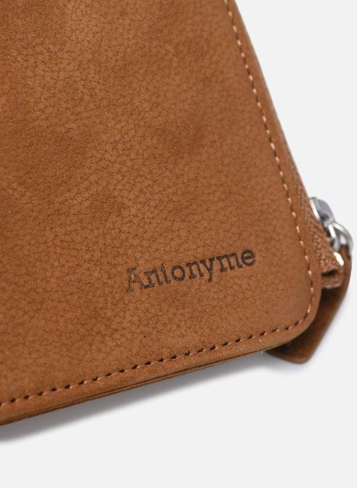 Portemonnaies & Clutches Antonyme by Nat & Nin CONOR Portefeuille braun ansicht von links