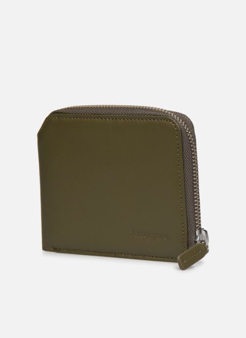 Portemonnaies & Clutches Antonyme by Nat & Nin CONOR Portefeuille grün schuhe getragen
