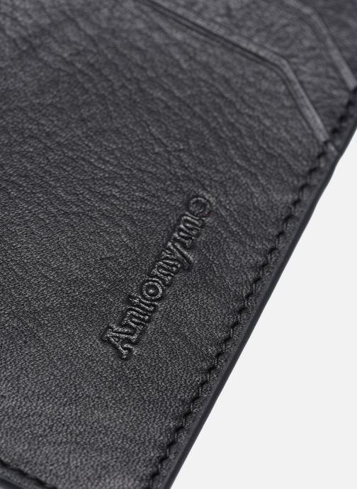 Portemonnaies & Clutches Antonyme by Nat & Nin ALEXIS Porte carte schwarz ansicht von links