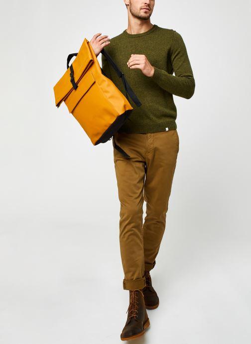 Vêtements Harris Wilson Pull Abel Vert vue bas / vue portée sac
