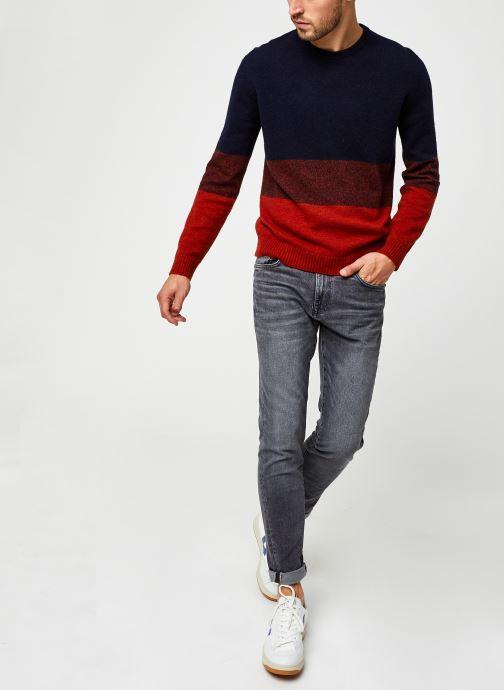Vêtements Harris Wilson Pull Abertino Multicolore vue bas / vue portée sac