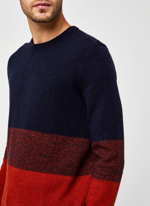 Vêtements Harris Wilson Pull Abertino Multicolore vue face