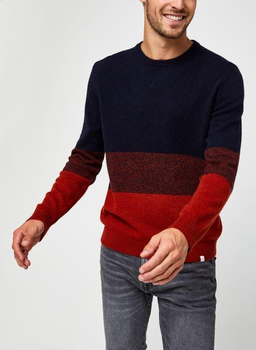 Vêtements Harris Wilson Pull Abertino Multicolore vue détail/paire