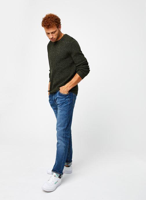 Vêtements Harris Wilson Pull Albi Vert vue bas / vue portée sac